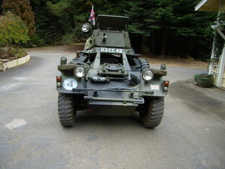 1960 ferret armored scout car fv701 mk 23 for sale autos post. Black Bedroom Furniture Sets. Home Design Ideas